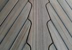 Tekowe planki pokładowe