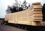 konstrukcjne drewno klejone - hokeje